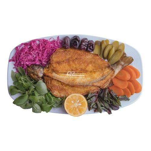 خوراک ماهی قزل آلا سرخ شده